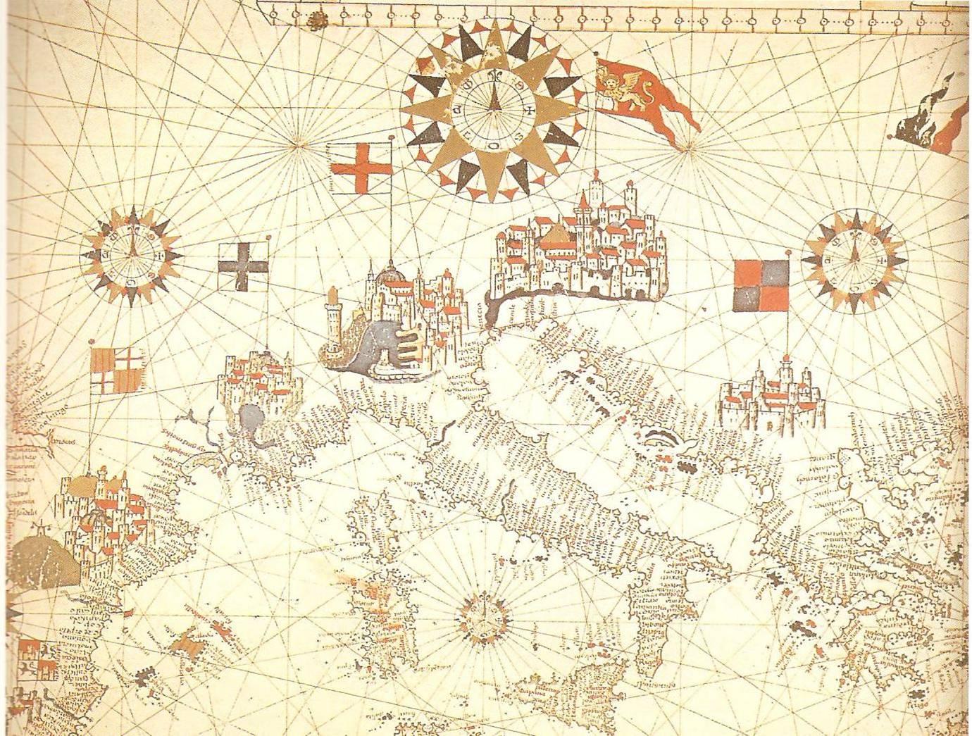 historia pirata mar infantil:
