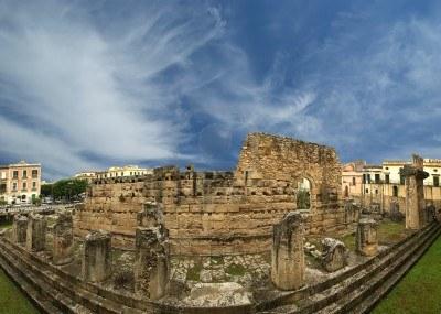 Templo griego de Apolo