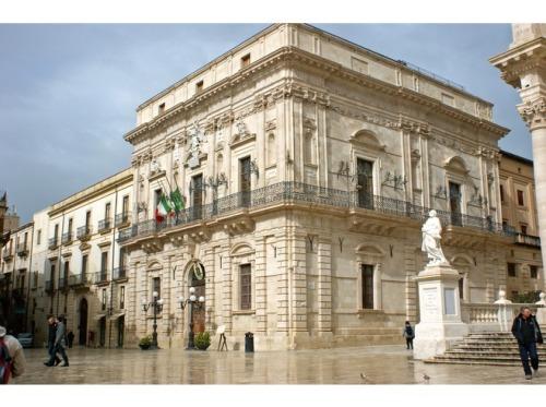 Palazzo Vermexio de Siracusa