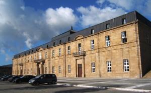 Antigua sede del Archivo Naval de Ferrol