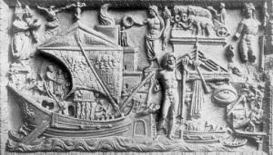 Mercante romano de Alejandría