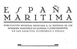 portada España Martima II