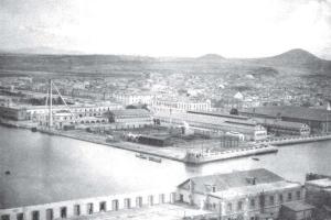 El Arsenal de Cartagena a fines del S. XIX