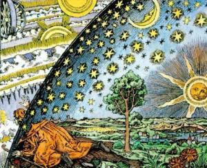 carta celeste antigua II