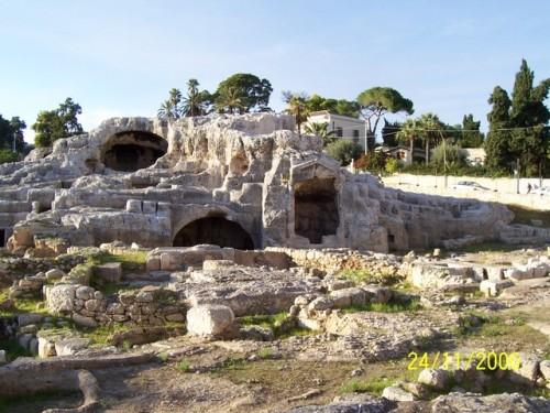 Tumba de Arquímides