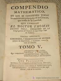 Compendio matematico, de T.V. Tosca