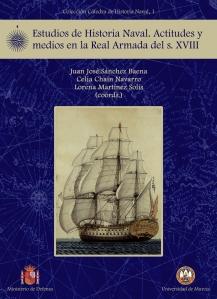 Portada Estudios de Historia Naval (JPEG)