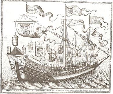 Galera capitana