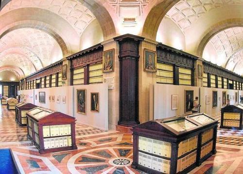 Archivos General de Indias (Sevilla, España)