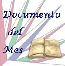 Documento del mes. SEccuin web Cátedra Historia Naval