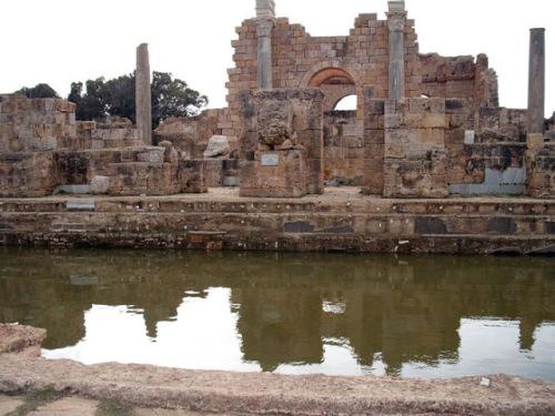Baños de Adriano