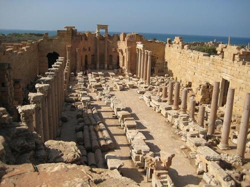 Basílica de los Severos