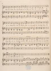 Partitura del s. XIX, de J. Harris