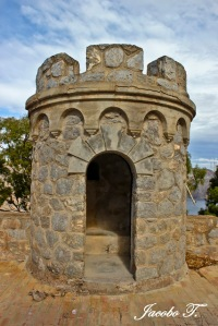 castillitos, torre