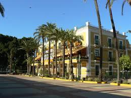 Casa actual del Almirante del Arsenal de Cartagena. Fue uno de los edificios utilizados en la formación de estos cadetes.