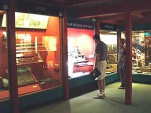 "Antigua exhibición: ""The Mary Rose story"" (www.maryrose.org)"
