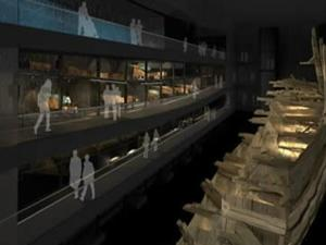 proyecto del Nuevo Museo del Mary Rose (www.maryrose.org)