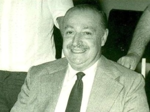 El Gobernador Enrique Tomás Casto