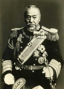 El Almirante Heidachiro Togo