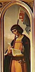 Jean de Joinville (S. XIII), uno de los mayores cronistas de la Edad Media