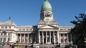 Edifico del Senado de la Nación Aegentina