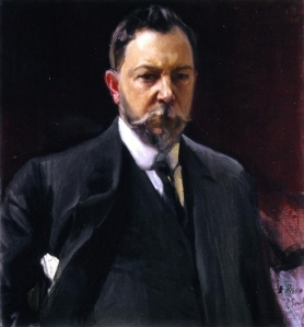 Autorretrato (1915)