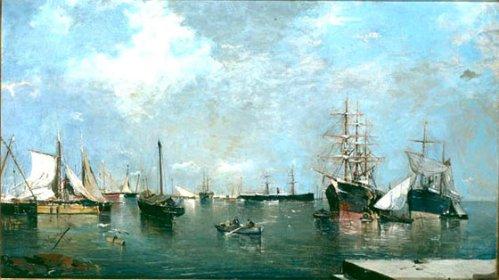 Marina  (1880, Museo Sorolla)