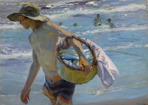 El pescador  (1904)