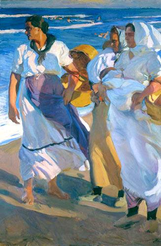 Sorolla el pintor del mar blog c tedra de historia y - Galeria de arte sorolla ...
