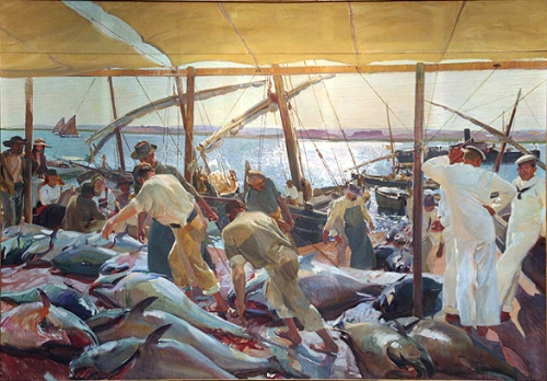 Ayamonte o La pesca del Atún (H.Society)