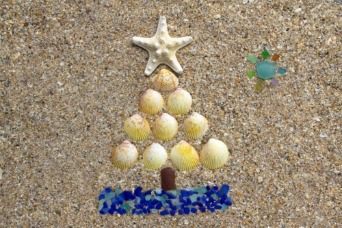shell-and-seaglass-tree