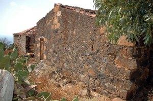 Ruinas de la casa natal de Amaro Pargo