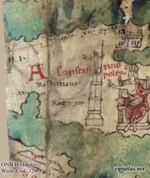 La ciudad de Constantinopla