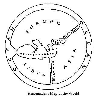 anaximandro map
