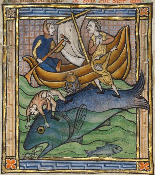 Getty, MS. Ludwig XV 3, fol. 89v