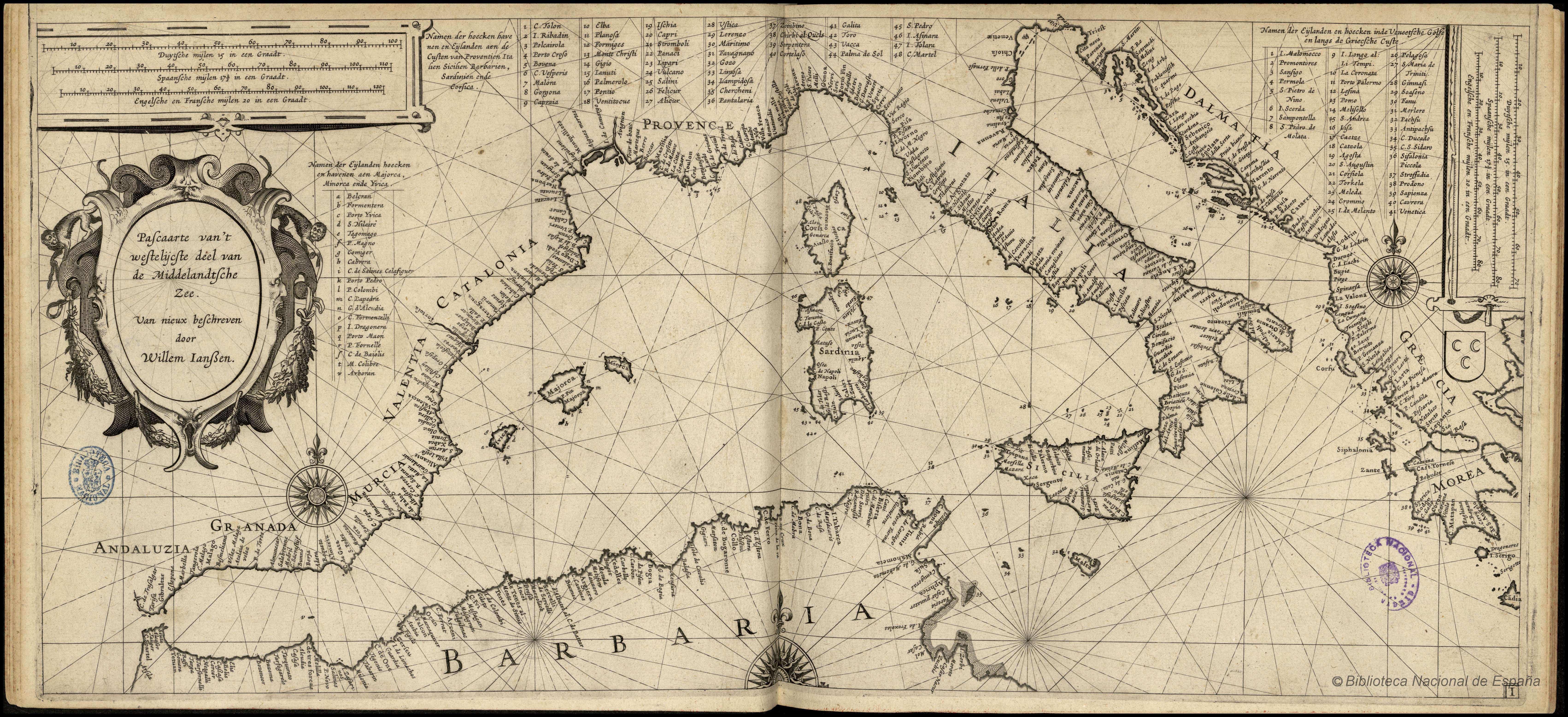 Mediterráneo: el Mar de los mil nombres | Blog Cátedra de Historia