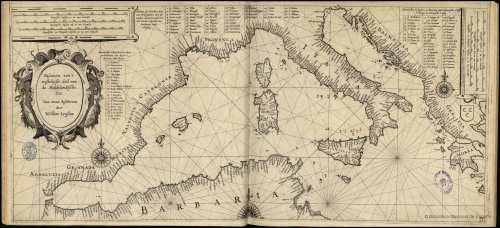 Medt aleman Blaeu 1618