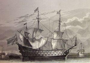 Navio tiempo Felipe IV