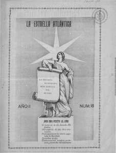 La Estrella atlantica : revista mensual ilustrada de carácter internacional, 1913-1914.