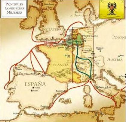 Camino de Flandes