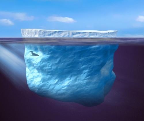 Simulación práctica de lo que ocupa un icerbgr