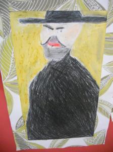 El pintor J. Sorolla