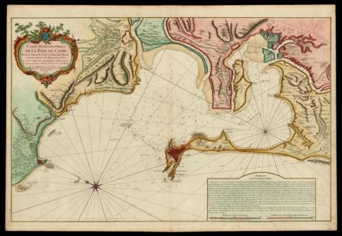 Carta Cádiz 1762