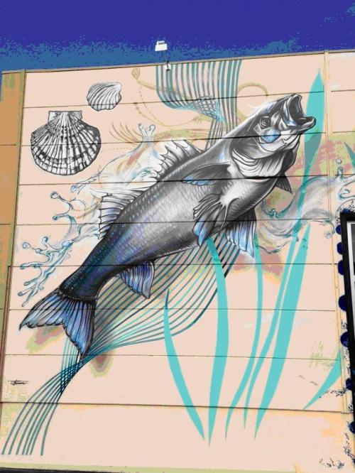 Ilustración 10. Graffiti de Bertrand Tramsone Godard, Mondeville (Francia)