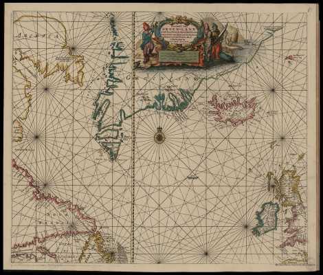 groenladia e islandia Doncker, 1693