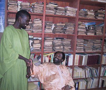 Ismael Diadie, el último heredero del fondo Kati