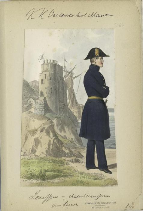 Oficial naval