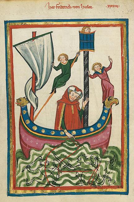 Codex Manesse (S.XIII)