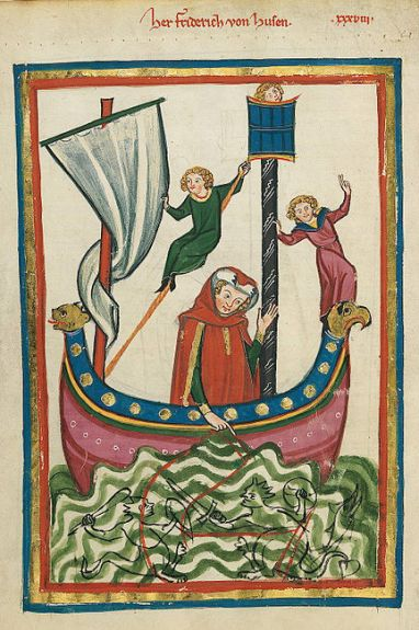 Codex Manesse (S.XIII)