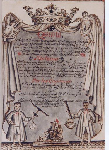 BIB UNIV SEVILLA. AHUS. LIBRO CTAS DEL CST 36. AÑO 1738 (1)